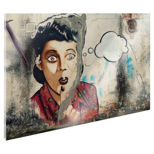 ART & Pleasure artprint op acrylglas Rockabilly  - 69.99 - multicolor