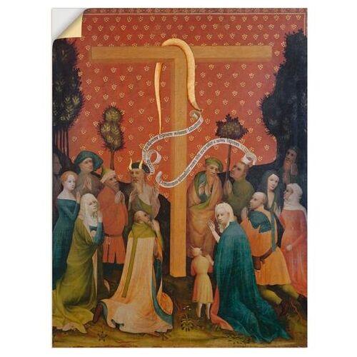 Artland artprint Religieus in vele afmetingen & productsoorten -artprint op linnen, poster, muursticker / wandfolie ook geschikt voor de badkamer (1 stuk)  - 29.99 - multicolor