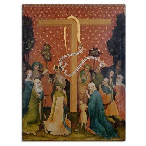 Artland artprint Religieus in vele afmetingen & productsoorten -artprint op linnen, poster, muursticker / wandfolie ook geschikt voor de badkamer (1 stuk)  - 62.99 - multicolor