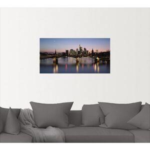 Artland artprint »Skyline 1«  - 23.99 - blauw