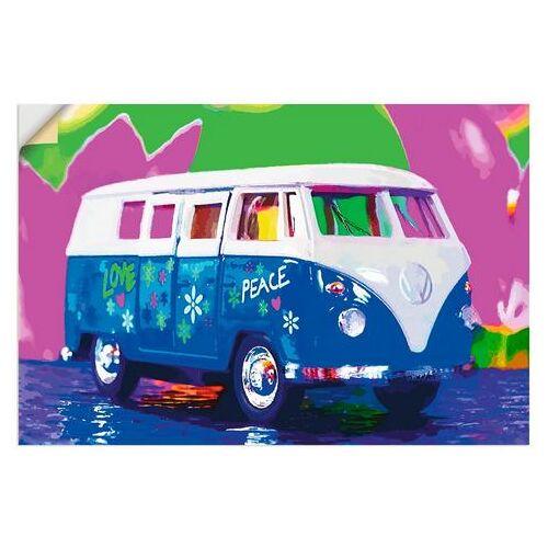Artland artprint »VW Bully«  - 26.99 - blauw