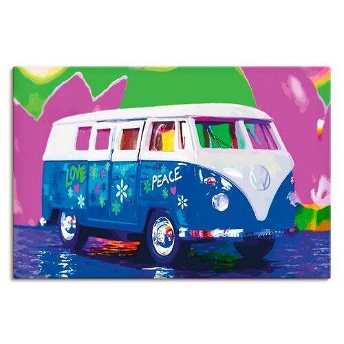 Artland artprint »VW Bully«  - 59.99 - blauw