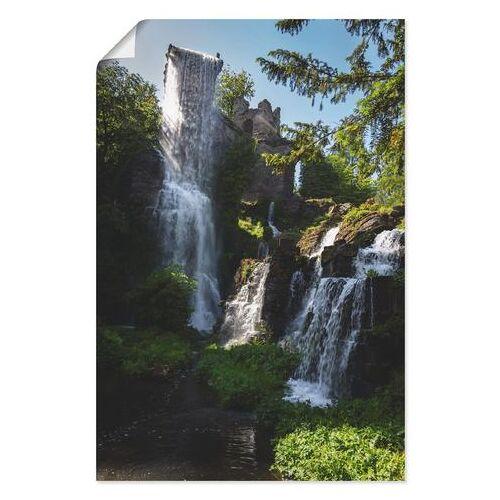 Artland artprint »Wasserfall bei Wasserspielen in Kassel«  - 62.99 - groen