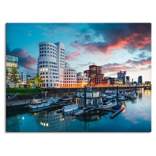 Artland artprint »Düsseldorf Medienhafen«  - 189.99 - beige
