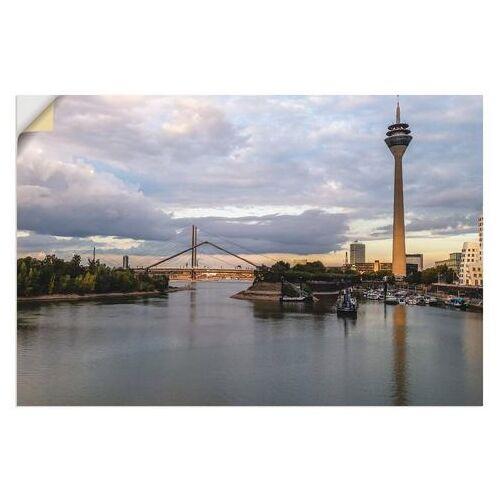 Artland artprint »Medienhafen Düsseldorf«  - 22.99 - blauw