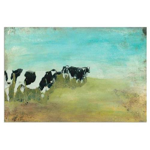 Artland artprint »Kühe auf der Weide II«  - 22.99 - groen