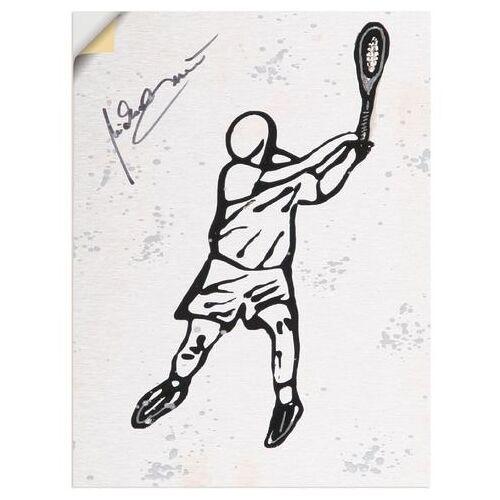 Artland artprint »Tennis«  - 22.99 - wit