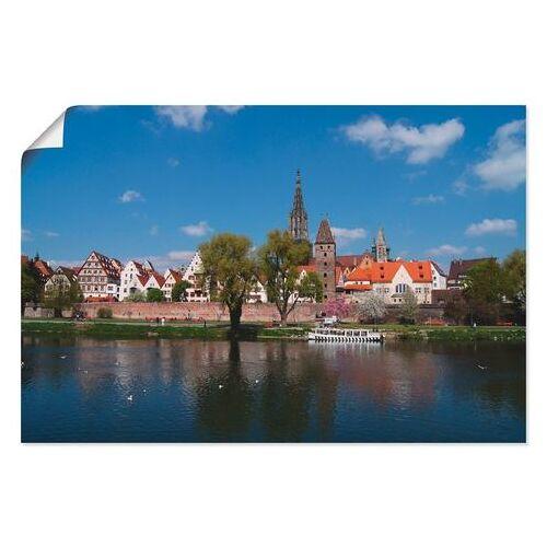 Artland artprint »Ulm an der schönen blauen Donau«  - 41.99 - beige