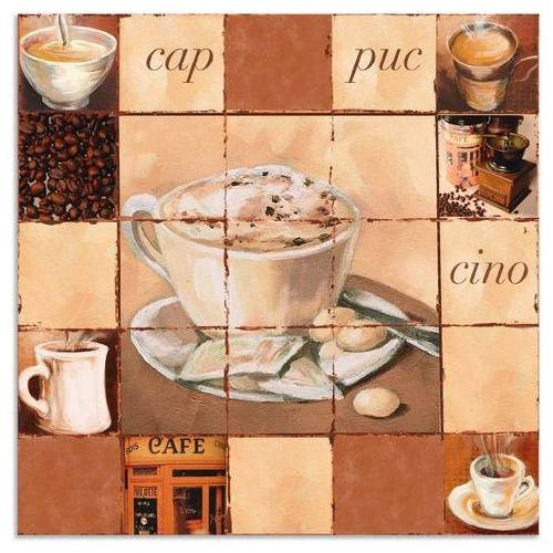 Artland artprint »Cappuccino«  - 73.99 - beige