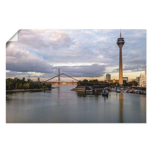 Artland artprint »Medienhafen Düsseldorf«  - 41.99 - blauw