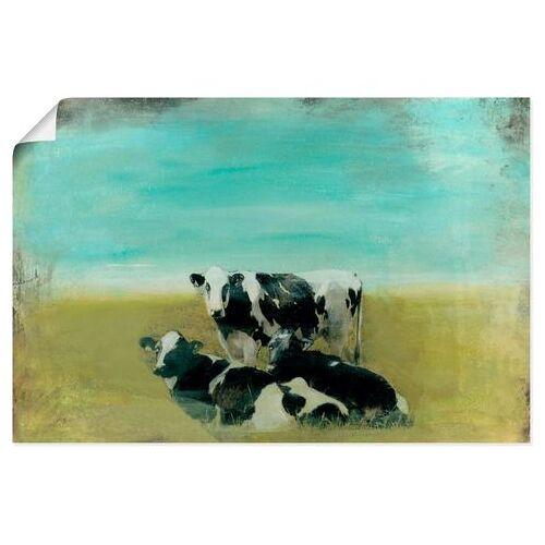 Artland artprint »Kühe auf der Weide III«  - 23.99 - groen