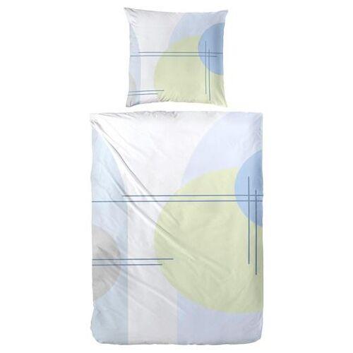 Primera overtrekset »Bauhaus«, Primera  - 49.95 - blauw - Size: 1x 155x220 cm