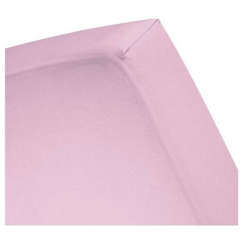 Cinderella hoeslaken Basic voor boxspringbedden (1 stuk)  - 24.95 - roze - Size: 90 cm x 200 cm
