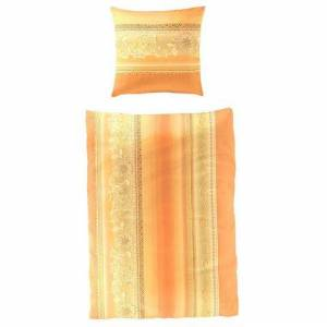 BIERBAUM overtrekset  - 49.95 - oranje - Size: 1x135/200 cm;1x155/200 cm;1x155/220 cm