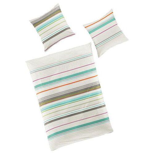 BIERBAUM Overtrekset »Easy Stripes«, BIERBAUM  - 69.95 - grijs