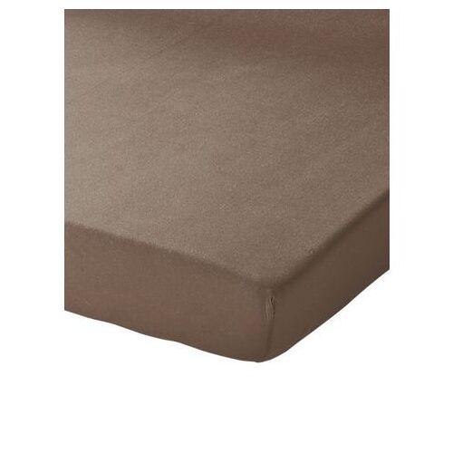 Schlafgut Hoeslaken  - 19.99 - beige - Size: ca. 120-130/200 cm, Hoeslaken;ca. 140-160/200 cm, Hoeslaken;ca. 180-200/200 cm, Hoeslaken;ca. 90-100/200 cm, Hoeslaken