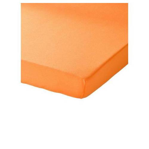 Schlafgut Hoeslaken  - 19.99 - oranje - Size: ca. 120-130/200 cm, Hoeslaken;ca. 140-160/200 cm, Hoeslaken;ca. 180-200/200 cm, Hoeslaken;ca. 90-100/200 cm, Hoeslaken