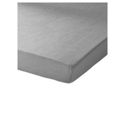 Schlafgut Hoeslaken  - 19.99 - grijs - Size: ca. 120-130/200 cm, Hoeslaken;ca. 140-160/200 cm, Hoeslaken;ca. 180-200/200 cm, Hoeslaken;ca. 90-100/200 cm, Hoeslaken
