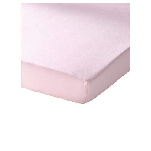 Schlafgut Hoeslaken  - 19.99 - roze - Size: ca. 120-130/200 cm, Hoeslaken;ca. 140-160/200 cm, Hoeslaken;ca. 180-200/200 cm, Hoeslaken;ca. 90-100/200 cm, Hoeslaken