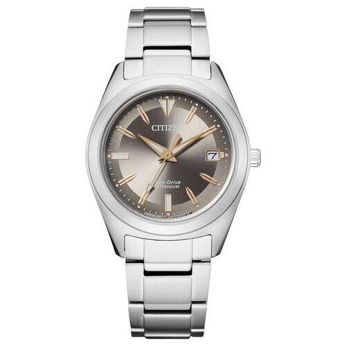 Citizen titanium horloge »Super Titanium, FE6150-85H«  - 199.00 - zilver