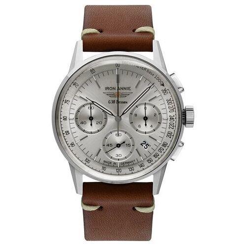 IRON ANNIE chronograaf »G38 Dessau, 5376-1«  - 279.00 - bruin