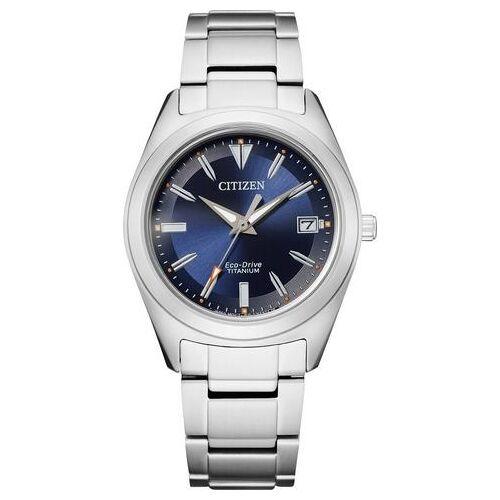 Citizen titanium horloge »Super Titanium, FE6150-85L«  - 199.00 - zilver