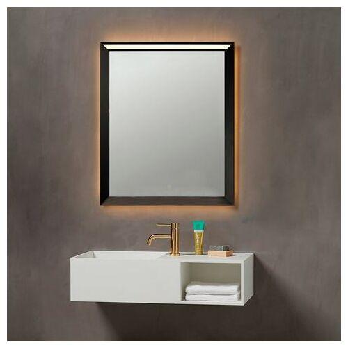 Loevschall led-lichtspiegel »Verona«  - 240.99 - zwart