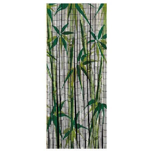 WENKO deurgordijn Bamboo voor balkon of terras (1 stuk)  - 34.99 - groen - Size: hxb: 200x90 cm