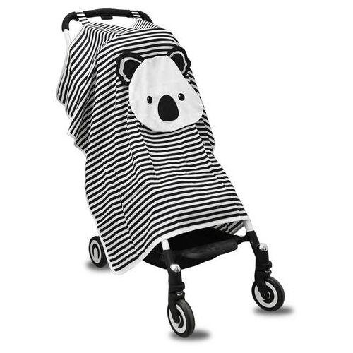 smarTrike® kinder-buggy toTs Bambus Buggy Sonnenschutz Koala  - 24.99