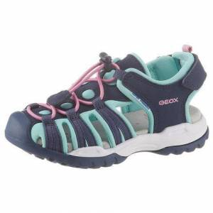 Geox Kids sandalen »Borealis Girl«  - 59.99 - blauw - Size: 24;27;28;29;30;31;32;33;34;35