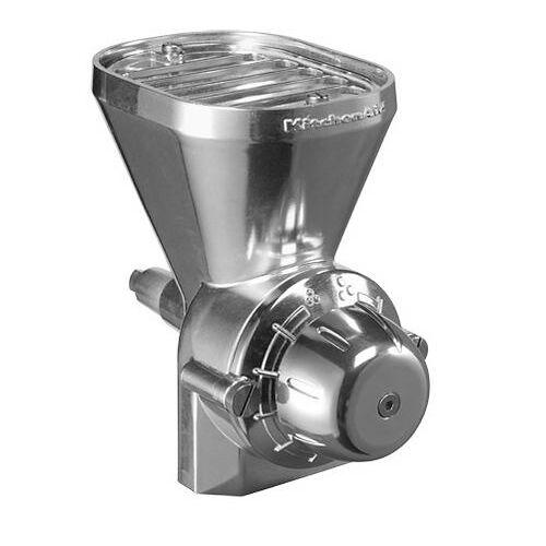 KitchenAid Metalen graanmolen 5KGM  - 189.99 - zilver