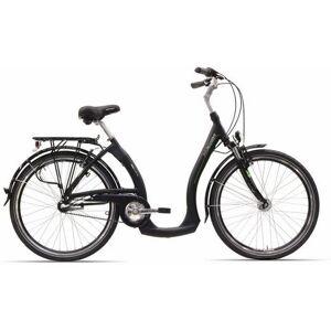 Hawk Bikes HAWK Citybike Green City Plus Easy Boarding