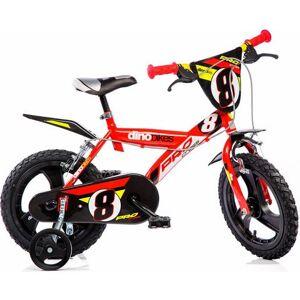 Dino kinderfiets voor jongens, 16 inch, 1 versnelling, »Sporty«  - 155.96 - rood - Size: framehoogte 28 cm