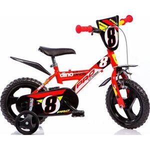 Dino kinderfiets voor jongen, 12 inch, 1 versnelling, »Sporty«  - 126.71 - rood - Size: framehoogte 22 cm