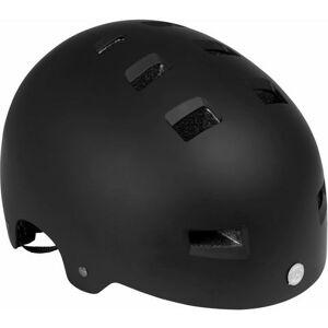 Powerslide helm, »One Allround Stunt«  - 29.23 - zwart - Size: 48-53 cm (48-53);54-57 cm (54-57);58-61 cm (58-61)