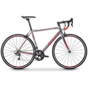 Fujifilm Bikes racefiets »ROUBAIX 1.3«, Shimano 105-schakelsysteem, 22 versnellingen, derailleur  - 1363.73 - zilver - Size: framehoogte 49 cm