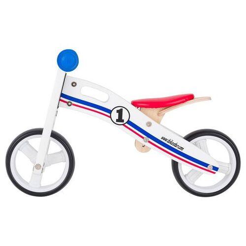 """Bikestar loopfiets """"2-in-1"""", 7 inch  - 59.99 - wit"""