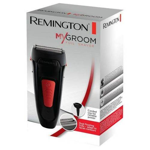 Remington elektrisch scheerapparaat F0050  - 27.99 - zwart
