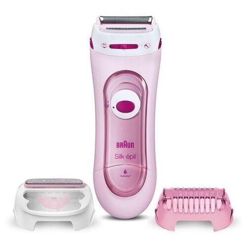Braun elektrisch scheerapparaat Silk-épil Lady Shaver 5-360  - 42.99 - roze