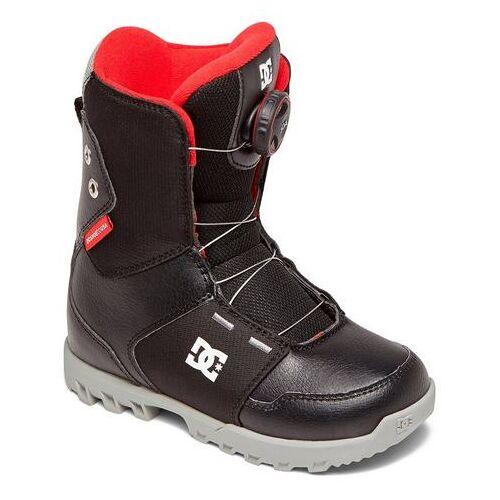 DC Shoes - Youth Scout - BOA Snowboardlaarzen voor Jongens  - 159.95 - zwart - Size: 5 (36);6 (37)