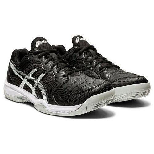asics tennisschoenen »GEL-DEDICATE 6 CLAY«  - 49.99 - zwart - Size: 42;42,5;43,5;44,5;45;46;46,5;48