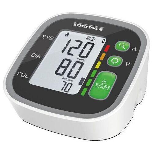 Soehnle bovenarm-bloeddrukmeter Systo Monitor 300  - 39.99 - wit