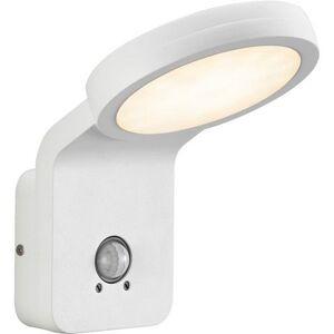 Nordlux »Marina Flatline Pir Sensor« led-wandlamp voor buiten  - 69.99 - wit