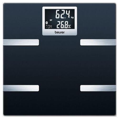 BEURER lichaam-analyse-weegschaal BF 700  - 44.99 - zwart