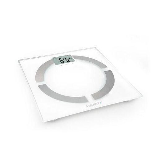 Medisana lichaam-analyse-weegschaal BS 444  - 69.95 - wit