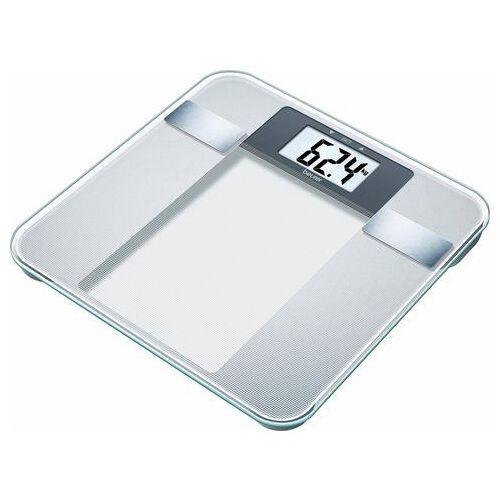 BEURER »BG 13« lichaam-analyse-weegschaal  - 24.99 - grijs