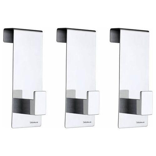 BLOMUS Deurhaak »MENOTO«  - 41.99 - zilver - Size: lxbxh: 5x4,3x12,1 cm