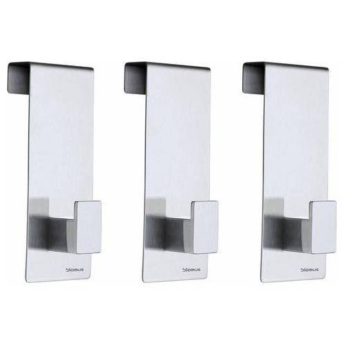 BLOMUS Deurhaak »MENOTO«  - 36.99 - zilver - Size: lxbxh: 5x4,3x12,1 cm