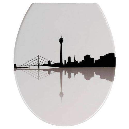 WENKO toiletzitting »Düsseldorf«  - 39.81 - wit