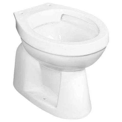 CORNAT staand toilet, randloos  - 159.99